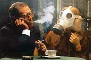 Опасности пассивного курения