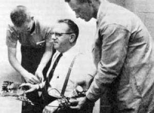 Эксперименты в психологии: Эксперимент Милгрэма