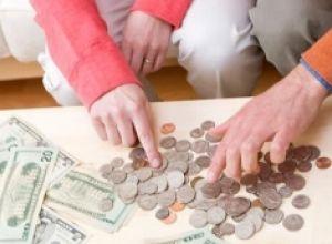 Проблема денег в семье