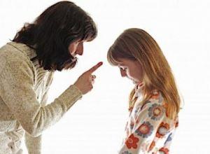 Как грубое воспитание влияет на поведение подростков