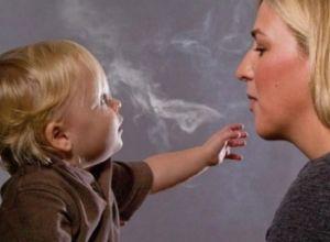 В чем опасно пассивное курение?