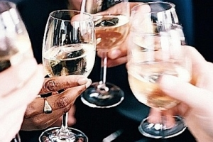 Исследование: Даже умеренное употребление алкоголя вредно для здоровья