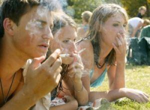 Подростки и курение