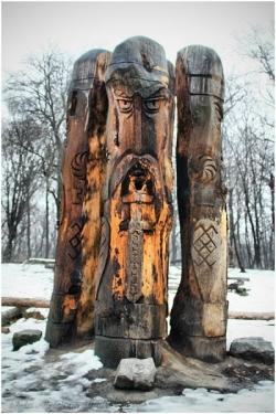 Славянские Идолы (кумиры)