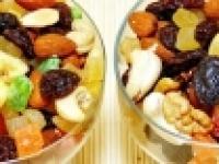 Фруктово-ореховая смесь