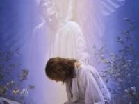 Молитва и обращение людей ко Христу