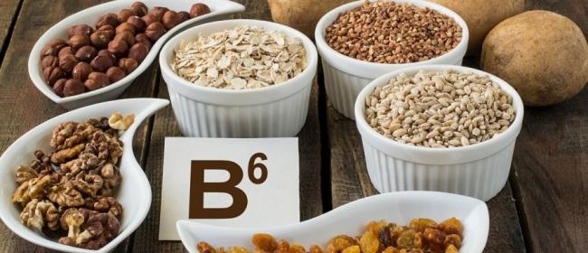 Недостаток витамина В6 в организме