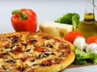 Традиционная американская пицца