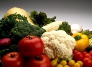 Овощи, богатые витамином С