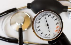 Повышенное артериальное давление - обзор проблемы