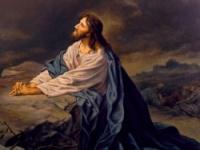 Как молился Иисус
